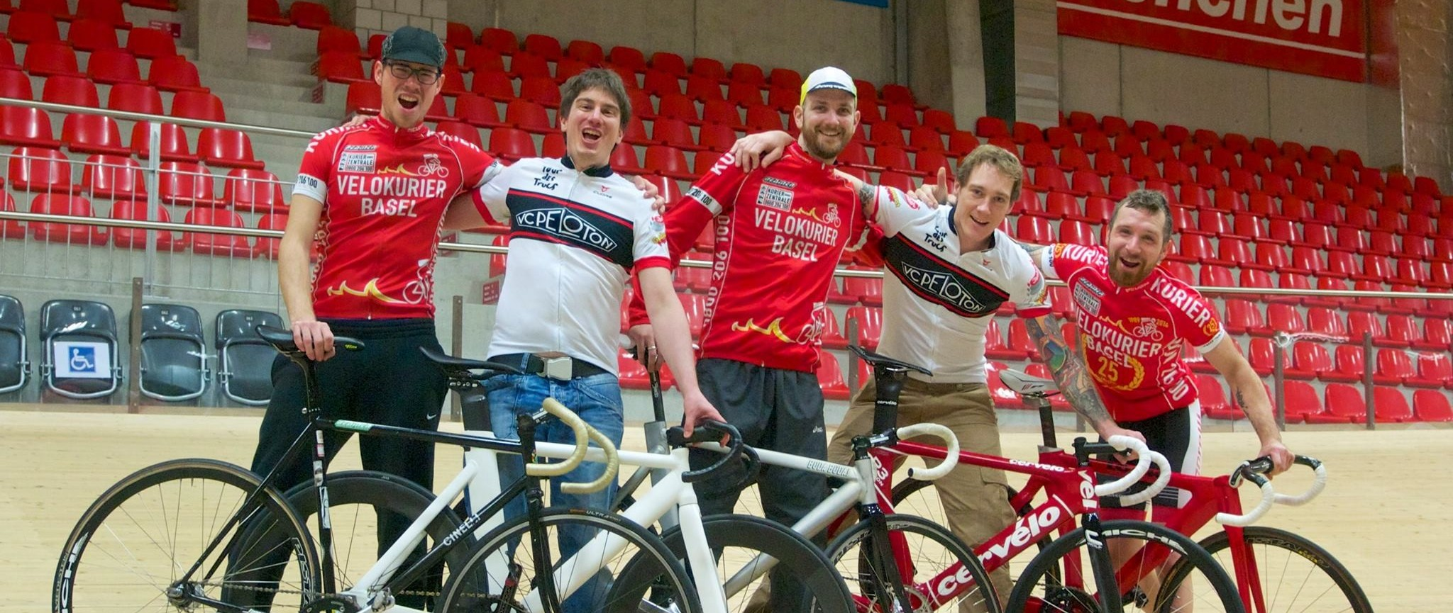 Das Team VC Peloton wird sensationeller 7. am 24h Rennen in Grenchen!!!