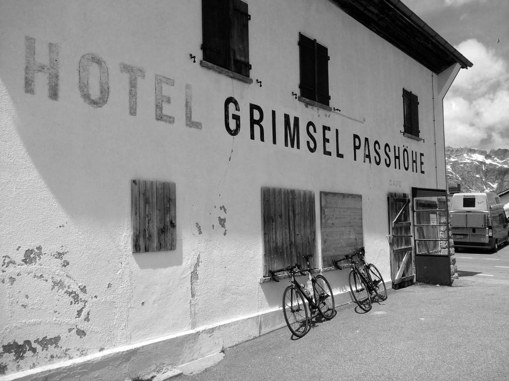 Hotel-Grimselpass