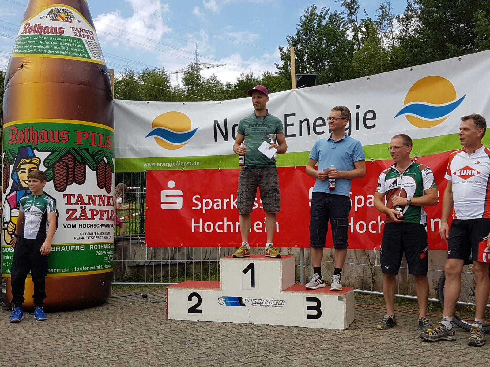 Andi Ochsner holt den Sieg bei der Rothaus Trophy in Murg!!